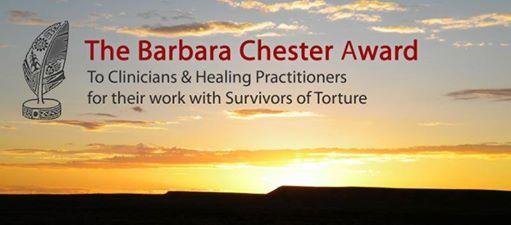 Barbara Chester Prize